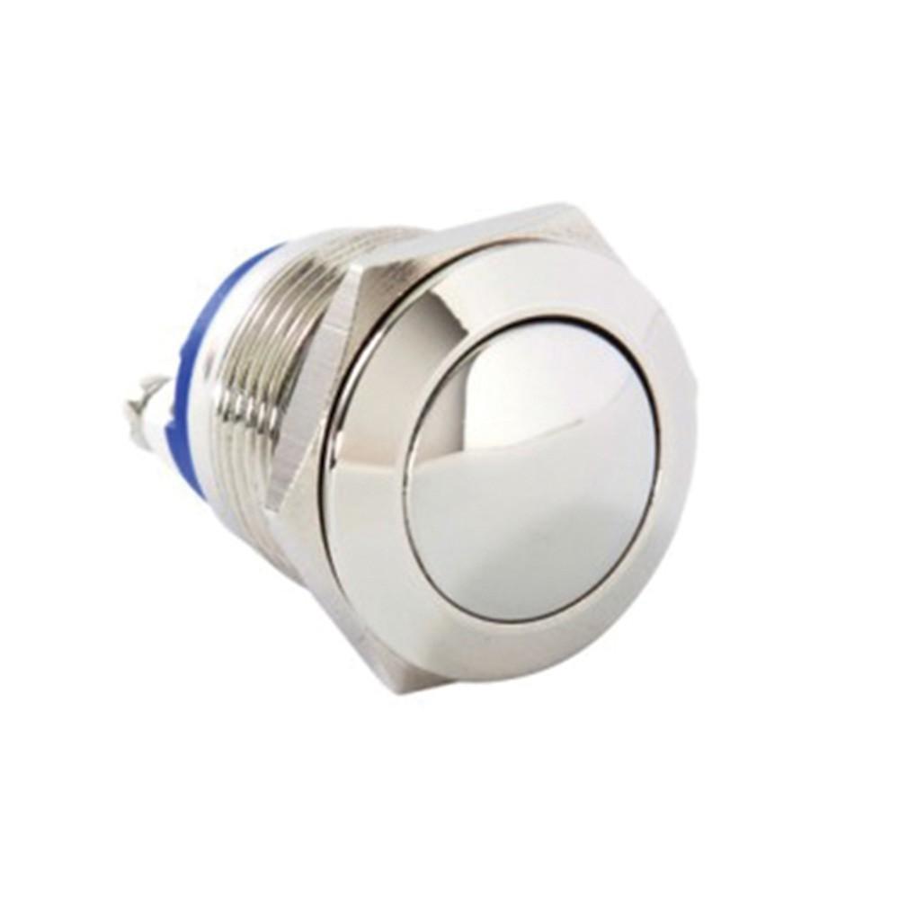 Botão de Saída Inox AC2864 Automatiza Para Sistemas de Controles de Acesso  - Ziko Shop