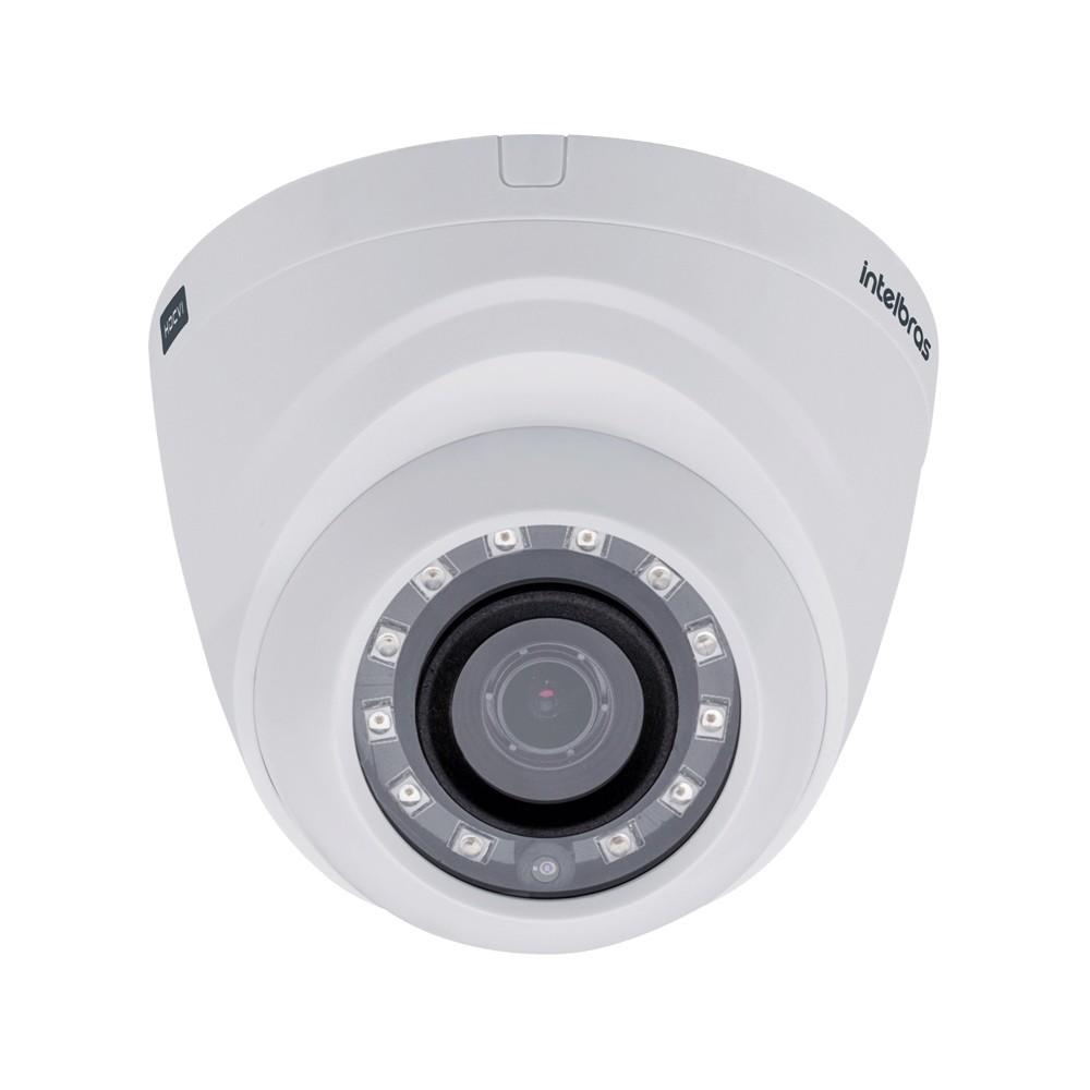 Câmera Intelbras Multi HD Dome VHD 1010 D G3, HD 720p, 10m, 3.6mm  - Ziko Shop