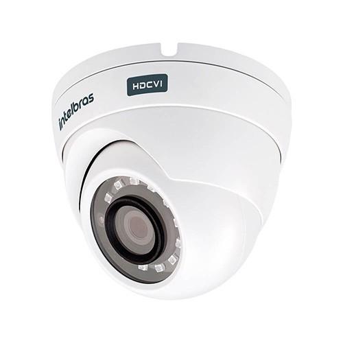 Câmera Intelbras Multi HD Dome VHD 3120 D G3, HD 720p, 20m, 2.8mm  - Ziko Shop