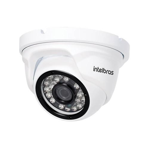 Câmera IP Intelbras VIP 1120 D Dome, HD 720p Infra 20m, 3.6mm, Onvif  - Ziko Shop