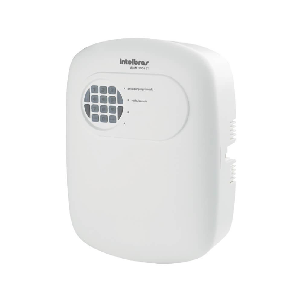 Central de Alarme Intelbras ANM 3004 ST, 4 Zonas Mistas Com Discadora  - Ziko Shop