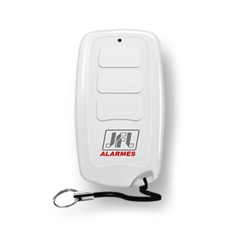 Controle Remoto JFL TX-Fit Rolling Code, 433,92MHz, 100 Metros  - Ziko Shop