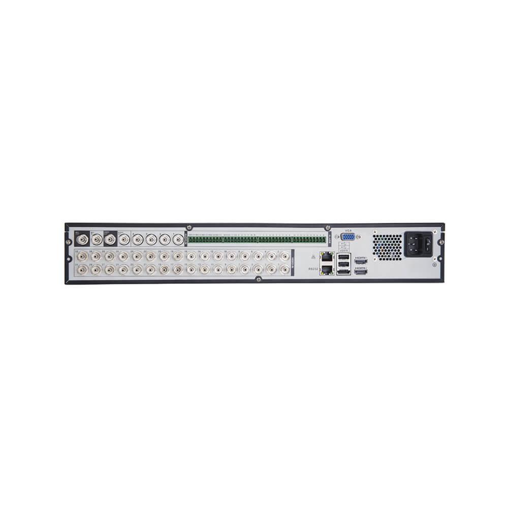 DVR Intelbras 32 canais HDCVI 3132  M Full HD 1080p (analógicas, HDCVI e IP)  - Ziko Shop