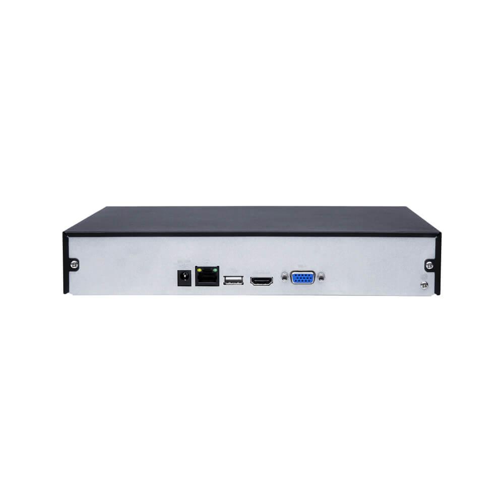 NVR Intelbras NVD 1108, 8 Canais IP, Alta Definição HD 720P, Onvif  - Ziko Shop