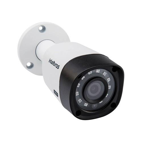 KIT CFTV Intelbras + 2 Câmeras VHD 1010B G3 + Acessórios  - Ziko Shop