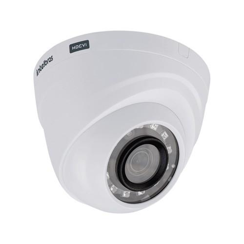 KIT DVR Intelbras MHDX + 4 Câmeras VHD 1120D G3 + Acessórios  - Ziko Shop