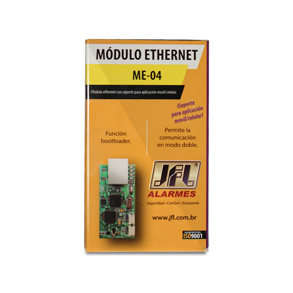 Módulo Ethernet JFL ME-04 MOB  - Ziko Shop