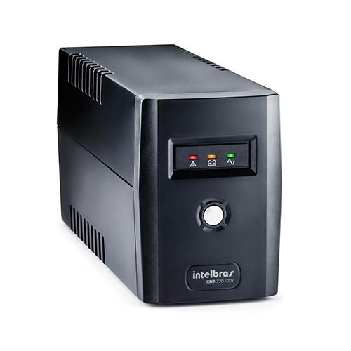 Nobreak Intelbras XNB 720, 720 VA, Entrada e Saída 120V  - Ziko Shop