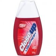 Gel Dental Close up Liquidfresh Red Hot 100g