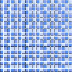 Adesivo para Azulejo Pastilha 3D Azul