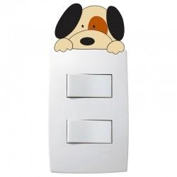 Adesivo para Interruptor Baby dog