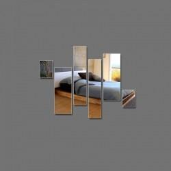 Espelho Decorativo Retângulos