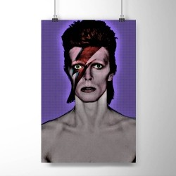 Poster David Bowie