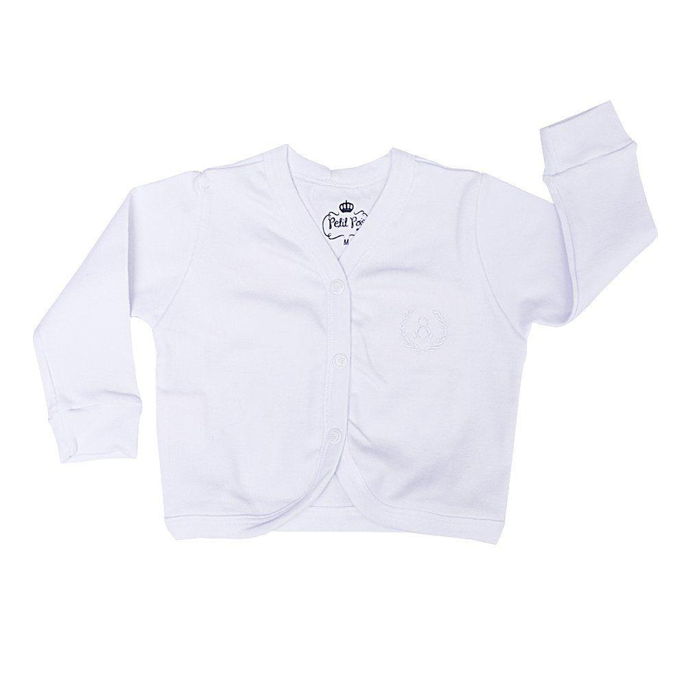 Casaco bebê - Branco